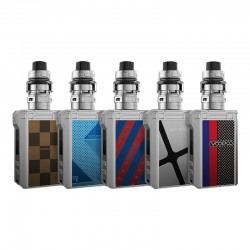 5 colors for VOOPOO ALPHA Zip Mini Kit