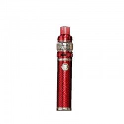 Eleaf iJust 3 Kit 80w battery with 6.5ml ELLO Duro Atomizer-Red