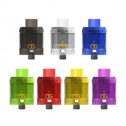 7 colors for Sikary OG Disposable Tank