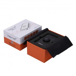 Vision iBox VV/VW 25W  Multi-functional Mod 1500mAh US Plug- brown