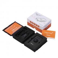 Vision iBox VV/VW 25W  Multi-functional Mod 1500mAh EU Plug- silver