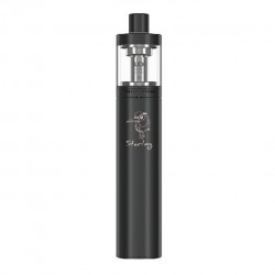 Youde UD Starling Box Mod 25W 1500mah Starling Battery with Adjustable Airflow Sub Ohm Tank-Black