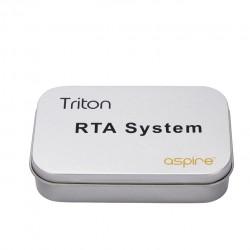 Aspire Triton Optional RTA System Full Kit for DIY Triton Coils