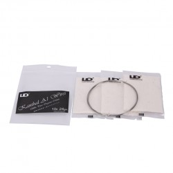 Youde UD Cotton & Wire Kit RDA Rebuildable Atomizer Resistance Wire kanthal -A1 wire 26ga