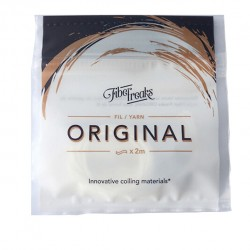 Fiber Freaks Original Yarn Wicks Long Durablity Cellulose Fiber 1pack(2m)