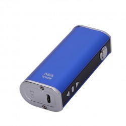 Eleaf iStick 40w Temperature Control Mod Simple Packing with eGo Connector-Blue