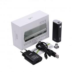 Eleaf  iStick 20W Kit 2200mah VV/VW Mod EU Plug-Black