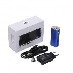 Eleaf   iStick 30W VV/VW Mod Box Kit 2200mah Battery with EU Plug- Blue