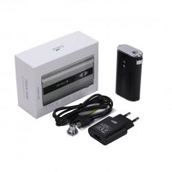 Eleaf   iStick 50W VV/VW Mod Box Kit 4400mah Battery with EU Plug- Black