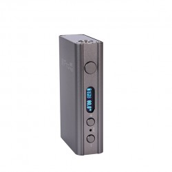 SMOK X Pro Plus 80W VW/VT Box Mod 4400mah Build-in Battery 100-600°F Variable Temprature-Gray