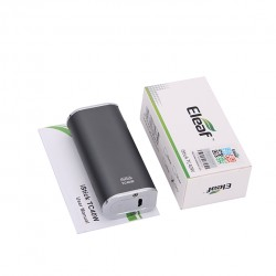 ELeaf iStick TC 40W Temperature Control Mod Just the 2600mah Battery-Grey