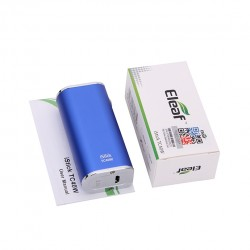 ELeaf iStick TC 40W Temperature Control Mod Just the 2600mah Battery-Blue