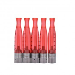 5pcs Innokin iClear 16D Atomizer - red
