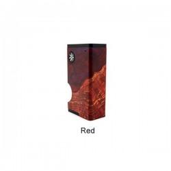 asMODus Luna Squonker Box Mod Red