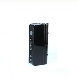 Sigelei 40W Mini Book Temperature Control VW/TC Mod 40W Max Output Wattage- Black