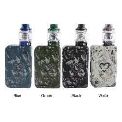 4 colors for Tesla Poker 218 Kit with Resin Tank