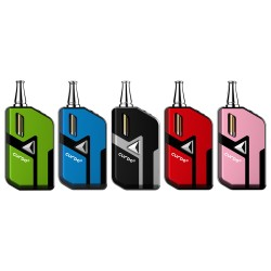 5 Colors for Curdo Polaris Vaporizer Kit