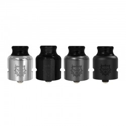 Damn Vape Mongrel RDA 4 color