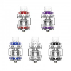 5 colors for Damselfly Drill RTA