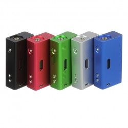 Cloupor DNA30 VV/ VW  Box Mod - blue
