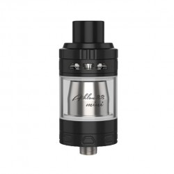 Youde UD Athlon 22 Mini Top-filling Tank with Top Airflow Design and 2ml Capacity-  Black