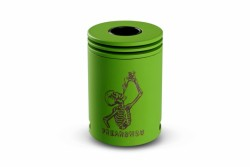 Wotofo Freakshow Innovative RDA Designed with Bottom Airflow Version-Green
