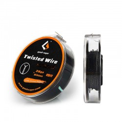GeekVape Twisted Wire KA1 26GA + Ribbon