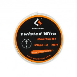 GeekVape Twisted Wire KA1 28GAx3