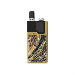 Lost Vape Orion DNA GO Kit Gold Abalone