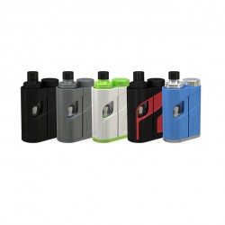 Eleaf iKonn Total 50W Mod with ELLO Mini 2ml Kit- Full grey