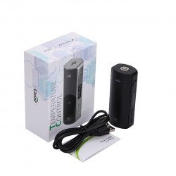 Eleaf iStick 60W Temperature Control Box Mod with OLED Screen Full Kit - Black Frame