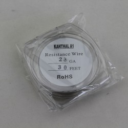 Kanthal A1 Resistance Wire for Rebuildable Atomizers 28GA 30 Feet Heat Resistant Material