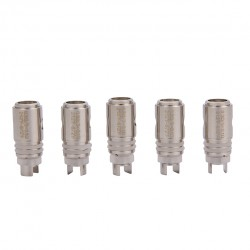 5pcs Horizon Ni200 TC Replacement Coil Head for Arctic Turbo Sextuplet  Temperature Sensing Coil -0.3ohm