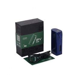Pioneer4You IPV D3 TC 80W  Box Mod YiHi SX150H Chip Single 18650 Battery Cell-Blue