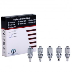 5PCS Innokin iClear 30B / X.I Replacement Coil Heads - 1.8ohm