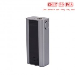 Joyetech Cuboid Mini 80W Mod (One customer may only buy one at this price)-Grey