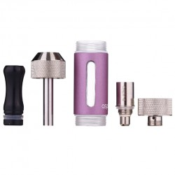 Aspire Mini Vivi Nova-S BVC Clearomizer 5pcs - Silver