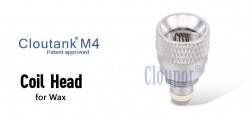 10pcs Cloupor Replacement Coil Head for Cloutank M4 Wax