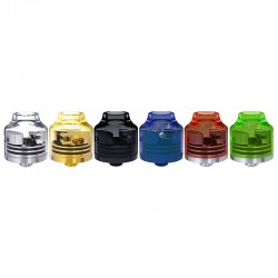 6 Colors for Oumier Wasp Nano RDA Transparent Version