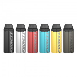 6 Colors for Phiness Shaka Kit