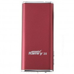 Kamry 30 V1 Variable Wattage 2000mah 510 Threading Box Mod- Red