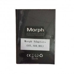 Morph Coil Adaptor Copatible with Various Types of Coil Heads by Ehpro and Eciggity 3 in One(ATL, SUB, DEL)