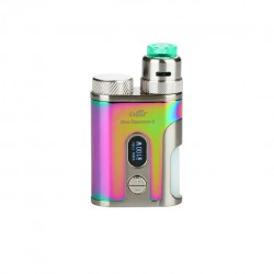 Eleaf Pico Squeeze 2 100W Squonk Kit with Coral 2 RDA - Dazzling