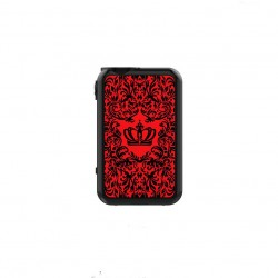 Uwell Crown 4 IV Mod Red