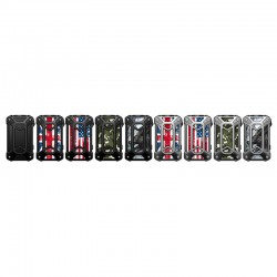 Rincoe Mechman 228W TC Mod  Steel Case