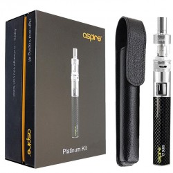 Aspire Platinum Starter Kit CF Sub Ohm with Atlantis Tank