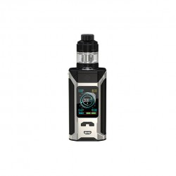Wismec Sinuous Ravage230 200W Mod with 4ml GNOME Evo Atomizer Kit