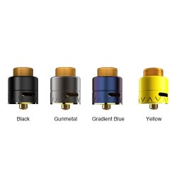 4 Colors for Smoant Battlestar Squonker RDA