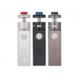 Steam Crave Combo Kit all color