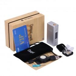 Cloupor Mini 30W Variable Voltage and Wattage Box Mod - silver
